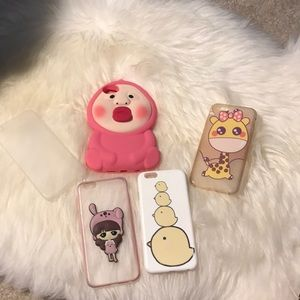 Free iPhone 6/7/8 cases